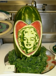 Marilyn Monroe Melon