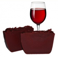 How to make wine soap